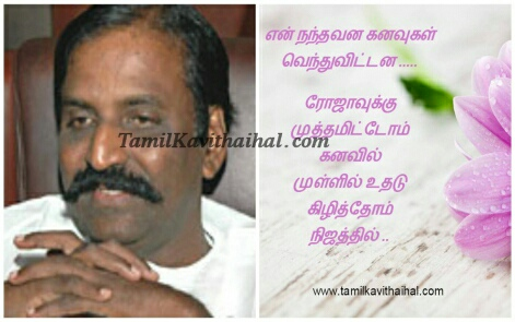 nanthavanam kanavu mul nijam tamil quotes images for facebook whatsapp