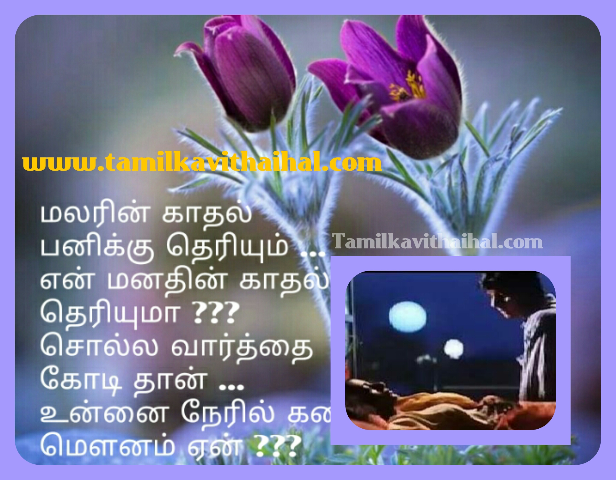 tamil sad song quotes and lyrics kadhal desam sogamana padal varigal