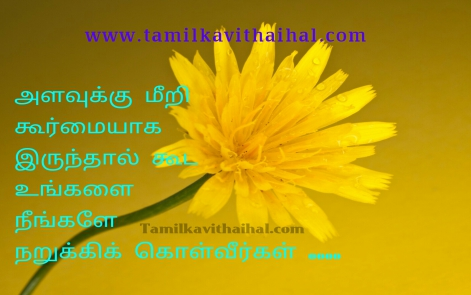 best advice real life emotional quotes life lesson heart broken thathuvam in tamil facebook status image