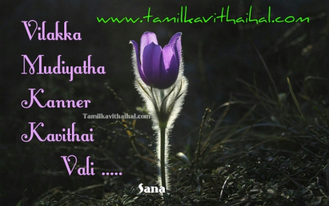 vilaka mudya kanneer kavithai vali sana thanglish kavithai english quotes