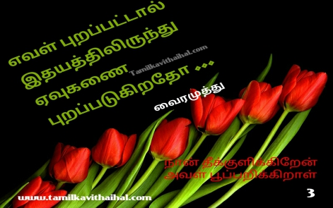 beautiful vairamuthu tamil kavithaigal naan thekkulikiren aval pooparikiraal books love story boy emotional feel image 3