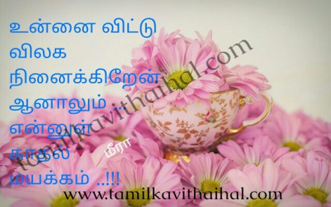 heart pain kavithai vali pirivu soham vilaki ninaikien kadhal mayakkam meera poem in tamil whatsapp images download