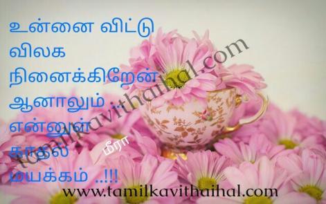 heart pain kavithai vali pirivu soham vilaki ninaikien kadhal mayakkam meera poem in tamil whatsapp images download