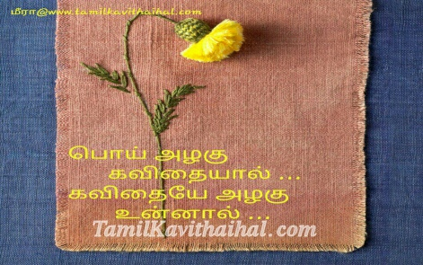 tamil love kavithai kadhal love poems poi alagu meera whatsapp dp status facebook