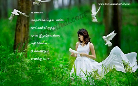 Thanimai Soham Love Kadhal Kavithai Tamil Birds