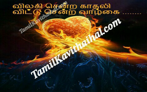 love sad quotes kadhal kavithai feel burning heart
