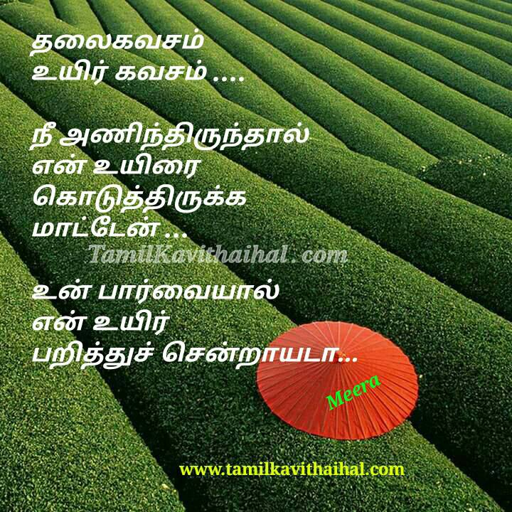 Beautiful love at first sight kavithai in tamil girl kadhal feel meera poem facebook wahtsapp images download