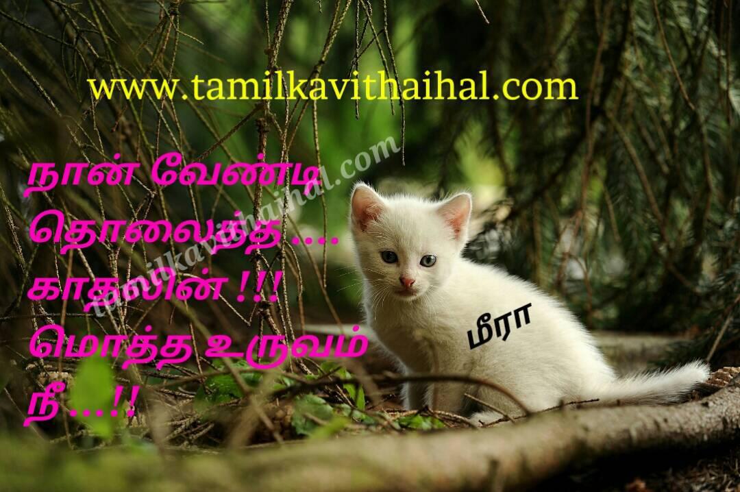 Beautiful quotes for soham kavithai tamil missing u uruvam nee meera kanner kavi facebbook status