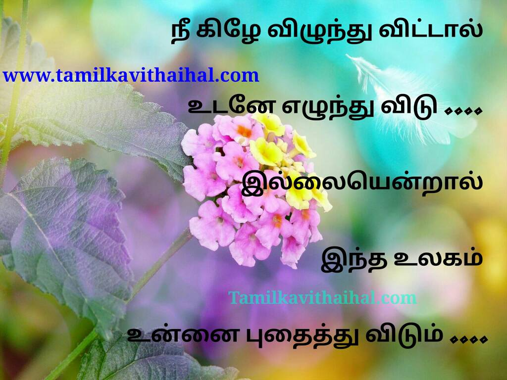 Best life advise quotes motivational feeling people expectations fact for life tamil thathuvam kavithai pic