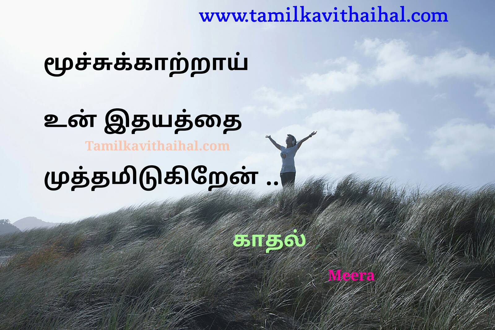 Best love hikoo kavithai for tamil love haikoo meera poem facebook status download