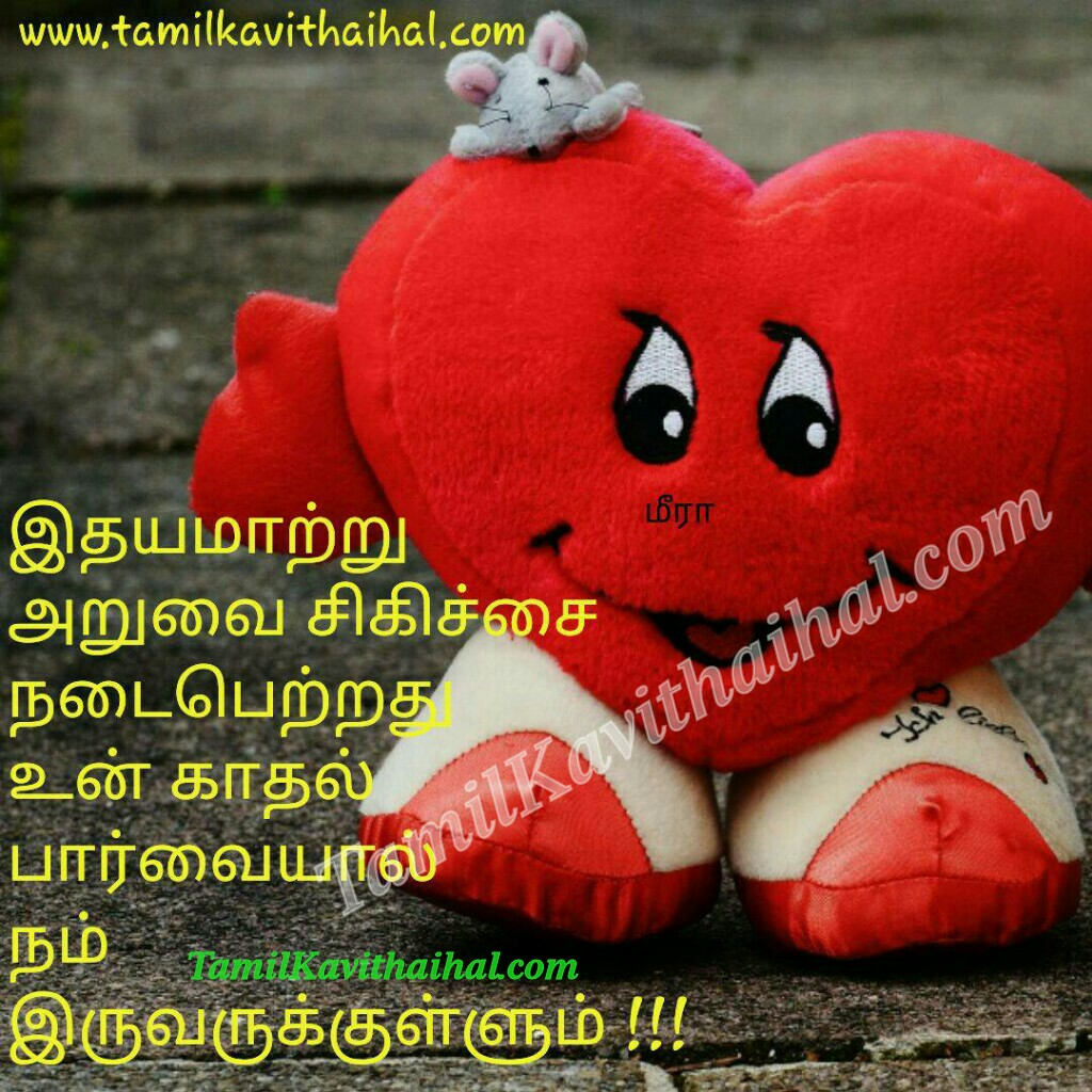 Boy feel love idhayam mattru un kadhal paarvai heart girl cute romance meera poem images