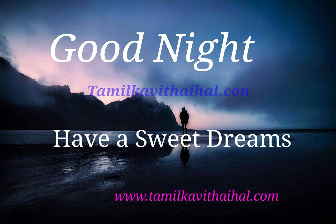 Gud Night Msg Dp Whatsapp Status In Tamil Sweet Dream Wishes Images Download Picture