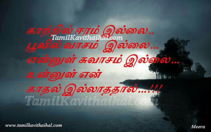Kadhal soga kavithai tamil kanneer pirivu love failure meera vasam swasam illai poi images