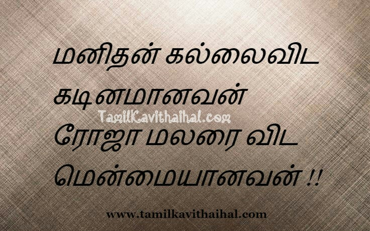 Tamil quotes for whatsapp valkai manithan roja kal images download