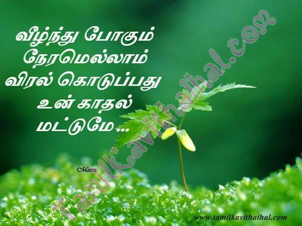 Veelnthu pogum neram ellam viral kodupathu kadhal matumae images for facebook whatsapp meera